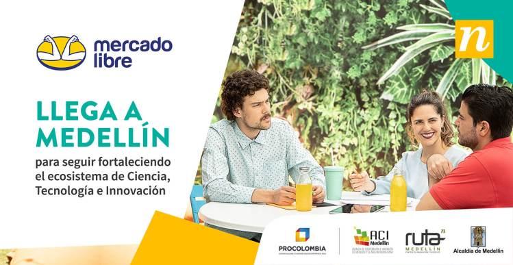Mercado Libre abre más de 500 plazas de trabajo en Medellín con su nuevo Centro IT