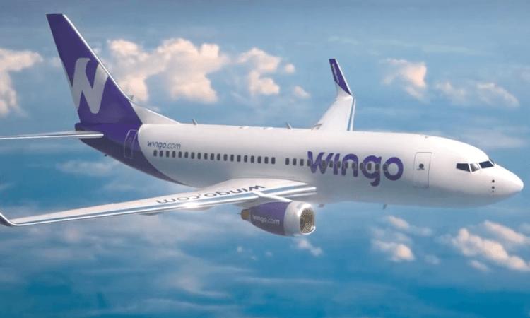 Wingo estrena nueva ruta internacional: Medellín – Cancún