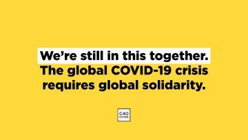 C40 Mayors Vaccine Equity Statement
