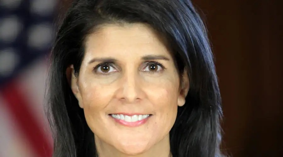 Nikki Haley. Foto: Wikipedia (CC BY 4.0)