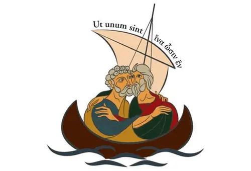 Logotipo y lema de la visita del Papa a Tierra Santa. Imagen: http://popefrancisholyland2014.lpj.org