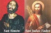 SANTOS SIMON Y JUDAS TADEO