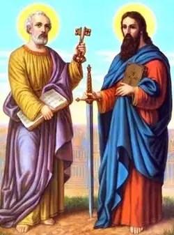 Santos Pedro y Pablo, Solemnidad