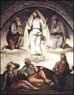 Fiesta de la Transfiguración de Cristo