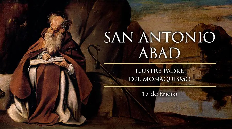 Resultado de imagen para San Antonio, Abad