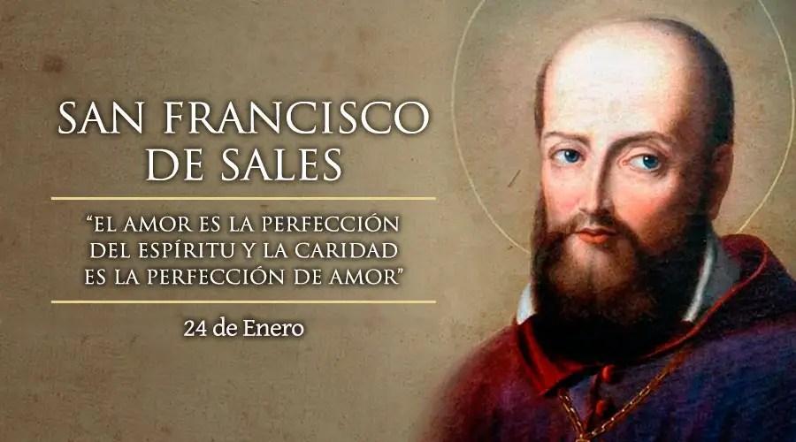 Resultado de imagen para San Francisco de Sales