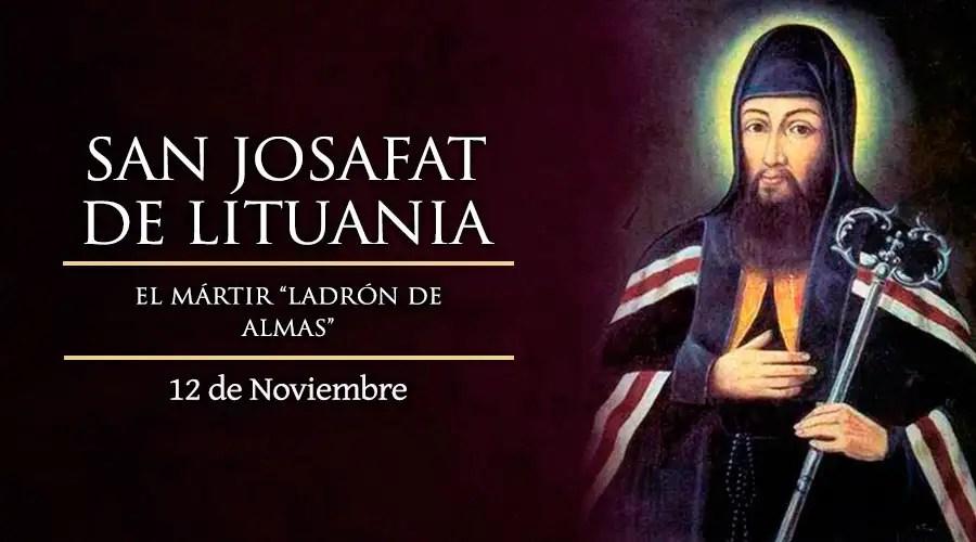 Resultado de imagen para San Josafat de Lituania