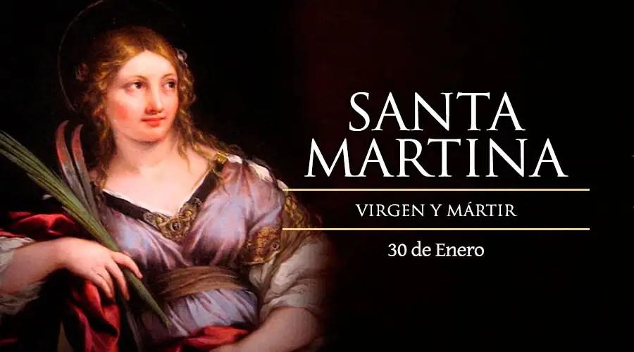 Resultado de imagen para Santa Martina