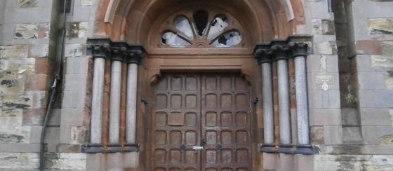 Closed church 01