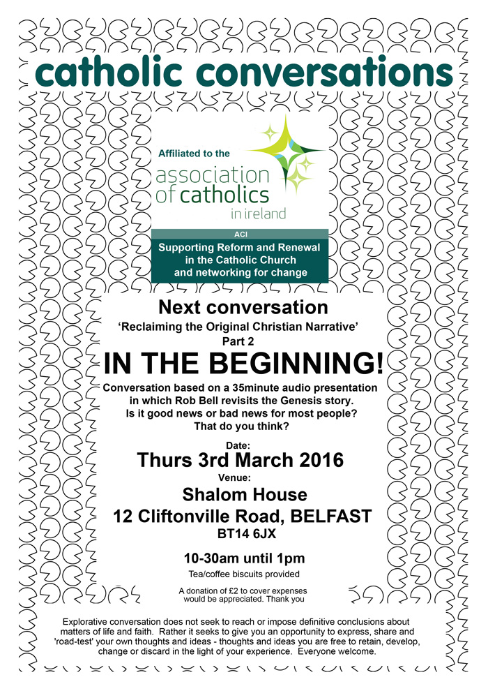 catholic conversations_flyer for 3rd March 2016_FINAL FOR WEBSITE 700
