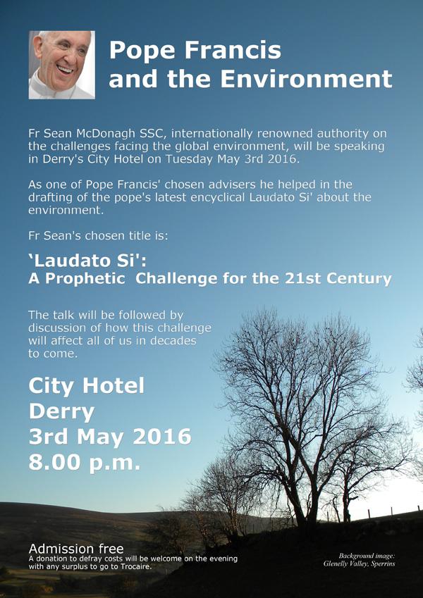 Sean McDonagh Event Derry 2016_poster-flyer COLOUR FOR WEB_600a