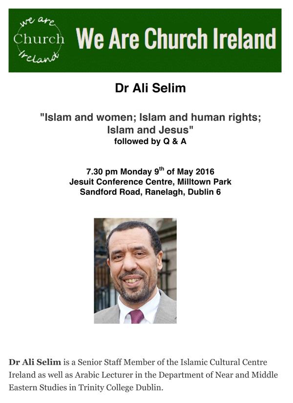 Microsoft Word - WAC Dr Ali Selim 9 May 2016.doc