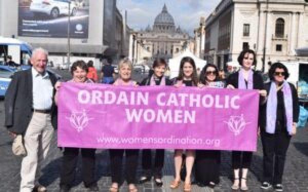 ordain catholic women