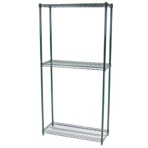 Nor-Lake SSG812-3 3 Tier Shelving Kit for 8 x 12 Walk-In