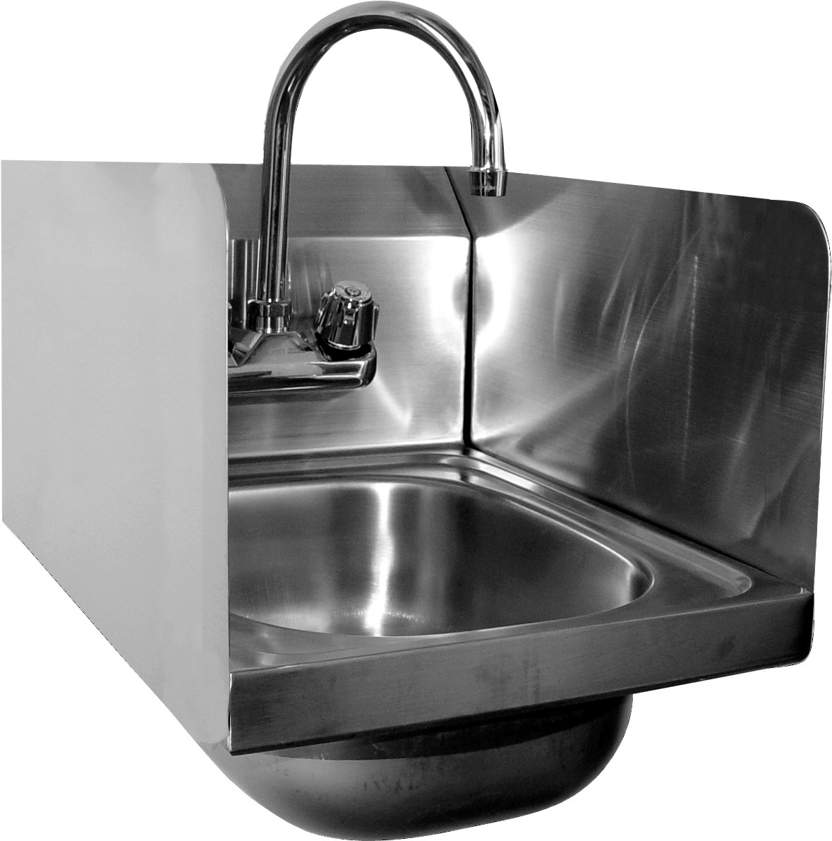 splash guard kitchen sink triple hand 12x17 s guards nsf w no lead faucet
