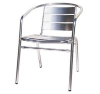 H&D Commercial Seating 7011 Outdoor All Aluminum ...