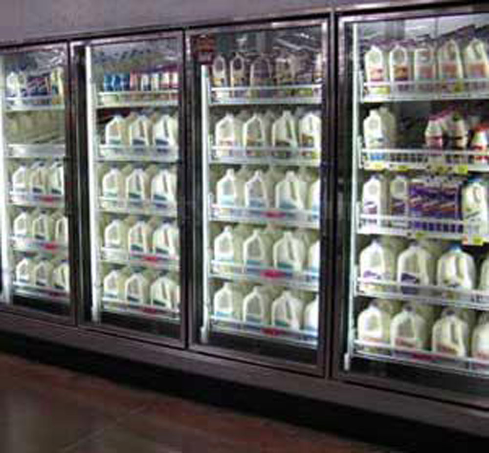 NorLake Customized Convenience Store Walk In Cooler