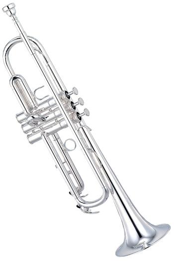 Yamaha 8310ZS Silver-Plated Bobby Shew Custom Trumpet