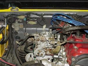 Ack's FAQ: Samurai Toyota Carburetor Conversion
