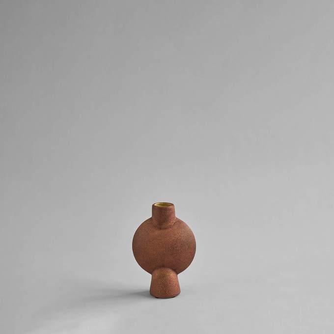 vaza-sphere-bubl-mini-101copenhagen-terakota