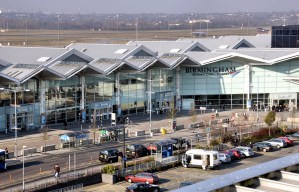 cardiff to birmingham airport taxi transfer