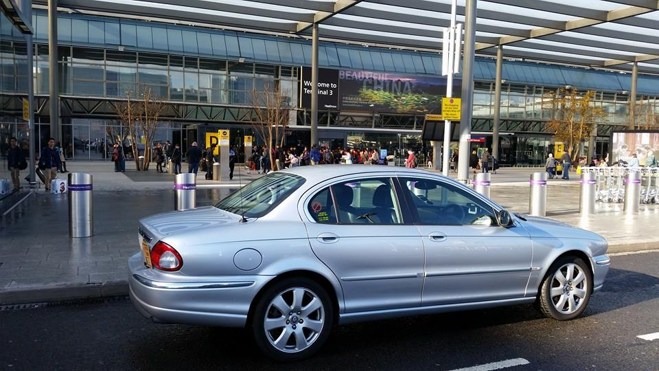 A Class Drivers Cardiff To Heathrow Taxi