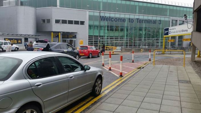 Cardiff To Manchester Airport Transfer Taxi