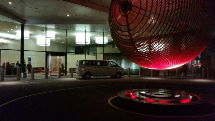 A Class Drivers Cardiff Airport Transfer Executive People Carrier to Heathrow Airport T3 Virgin Entrance
