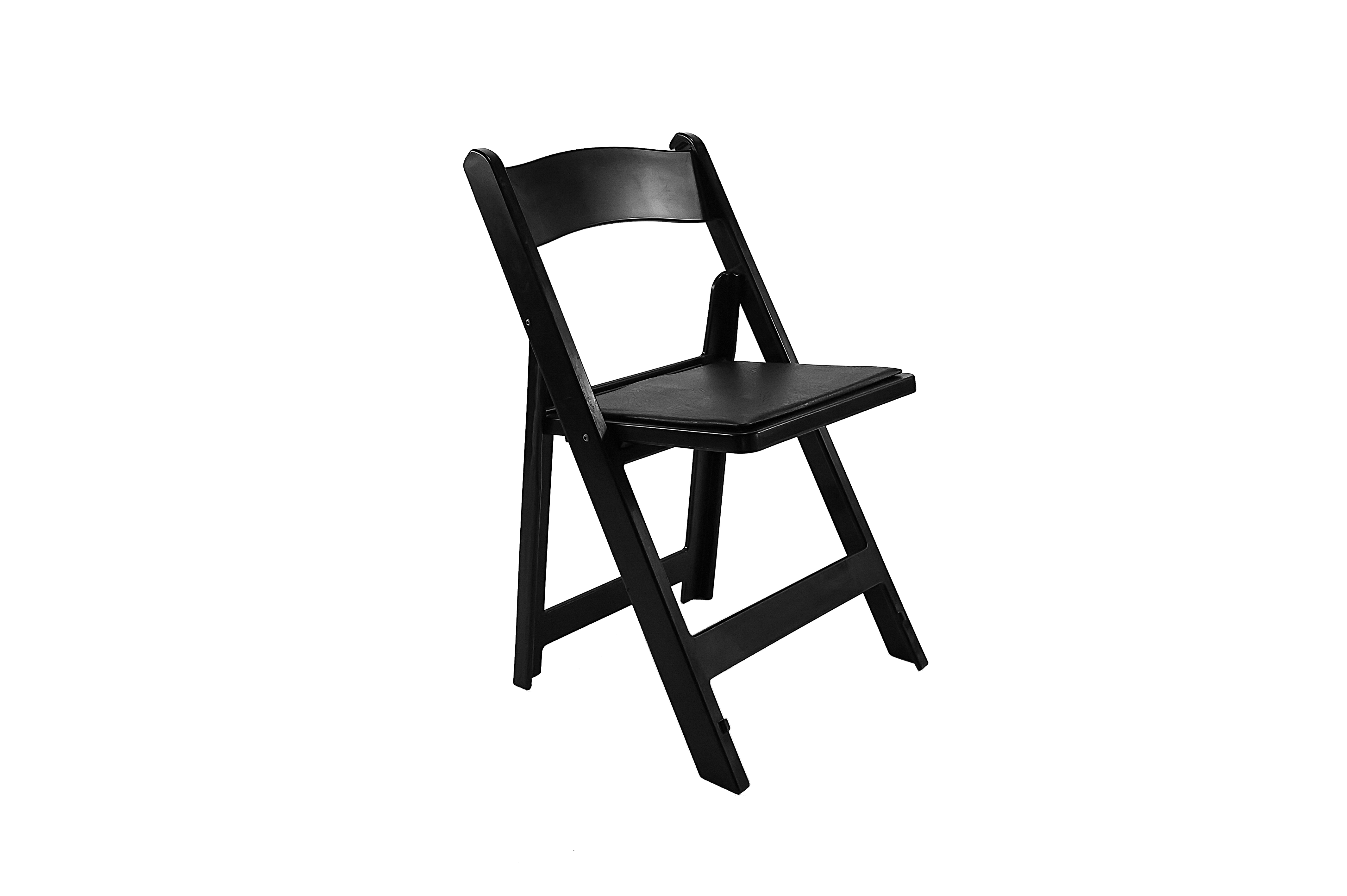 chair covers and linens indianapolis ikea high cover black padded resin a classic party rental