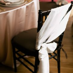 Chair Covers And Linens Indianapolis How To Make Bamboo Showroom Collaboration Savoir Faire A Classic Party Rental