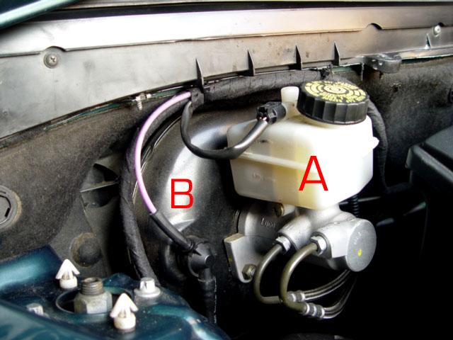Abs Pump Dodge Engine Schematics Bert Rowe S Mercedes Benz A Class Info Brake Servo