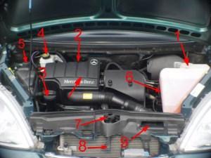 Bert Rowe'sAclass info Mercedes Benz Aclass w169, DIY