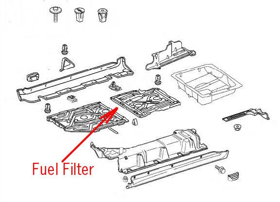 car fuel filter symptoms