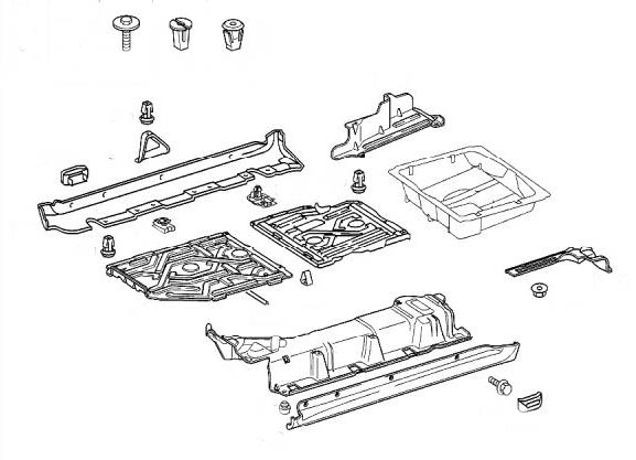 Bert Rowe's-mercedes-Benz 'A'-class info. Remove, Repair