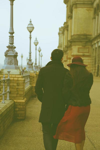 London, Eternally Yours – Alexandra Palace… view London from above…
