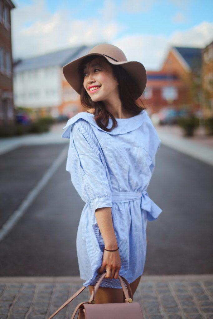 Blue dress_201608-6