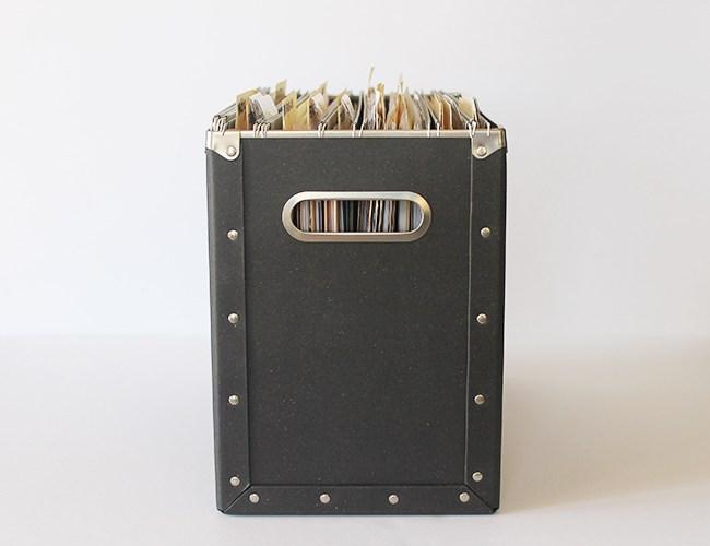 Paper File Organization