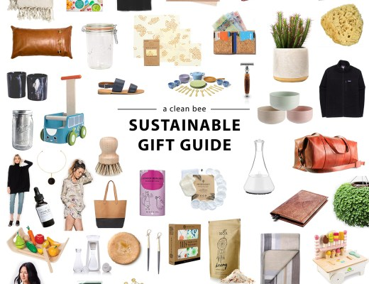 2018 Sustainable Gift Guide