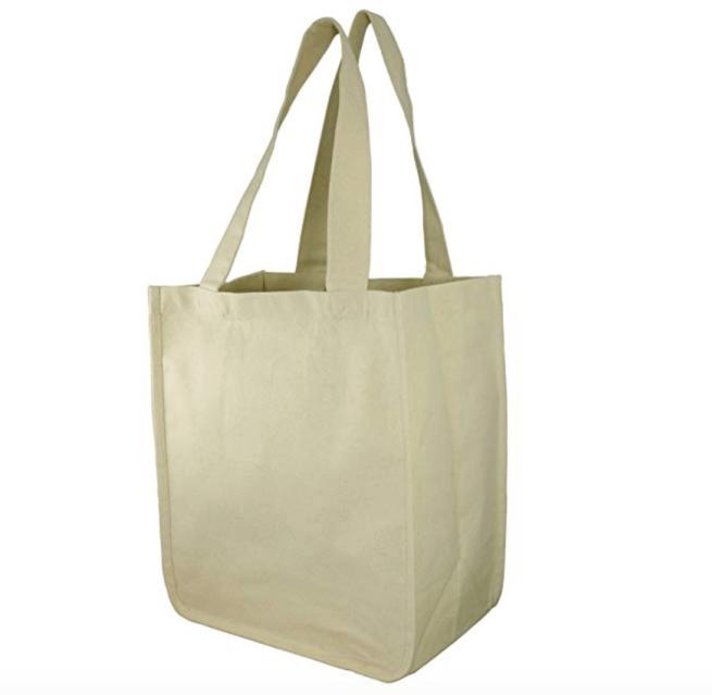 Woocommerce product - Canvas shopping bag