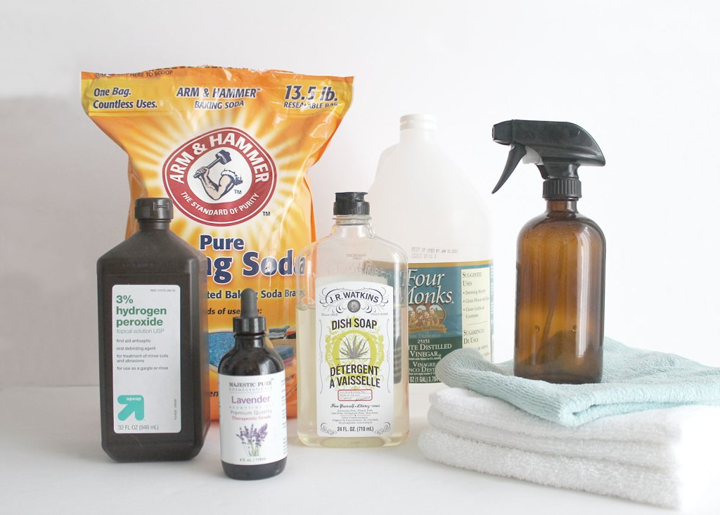 Zero Waste Cleaning Products for the Home