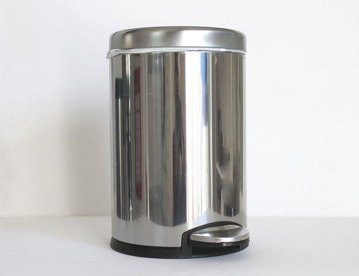 Stylish bathroom trash cans for under $30