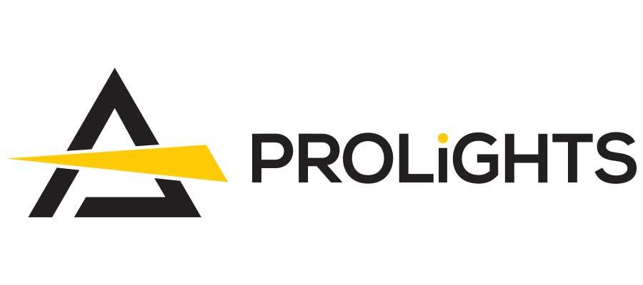 prolights unveils new brand design