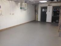 Seamless resin kitchen flooring - ACL Industrial Flooring