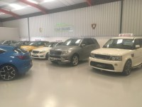 Epoxy resin flooring for Manchester car showroom - ACL ...