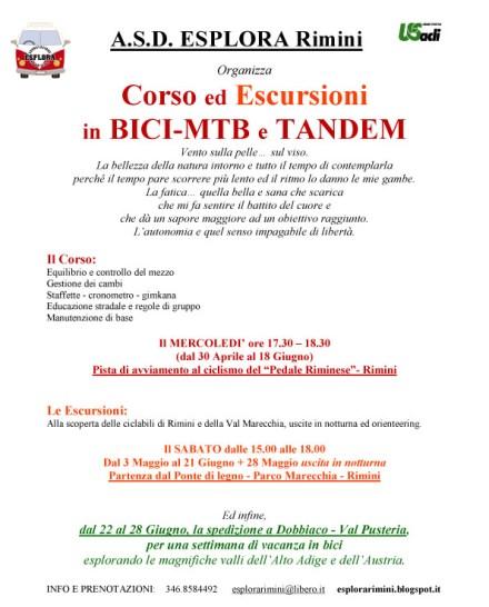 Microsoft Word - Corso bici ed escursioni 2014 (ragazzi).doc