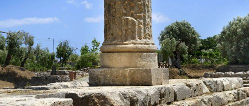 Resti antichi Parco Archeologico - Locri (RC)