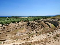 Anfiteatro romano Parco Scolacium - Roccelletta di Borgia (CZ)