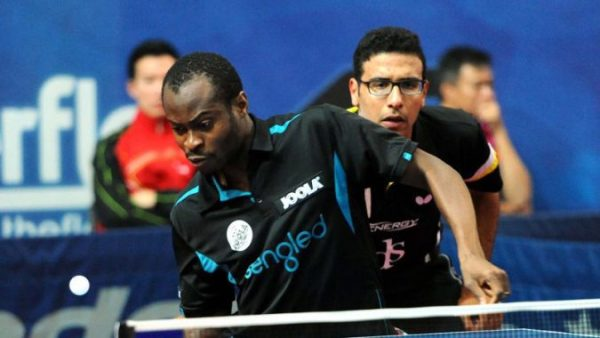 ITTF unveils seeding list for doubles event of Nigeria Open