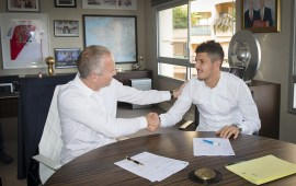 Monaco complete Jovetic signing