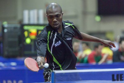 The heroics of Bode Abiodun against all odds at the 2017 ITTF Challenge Nigeria Open